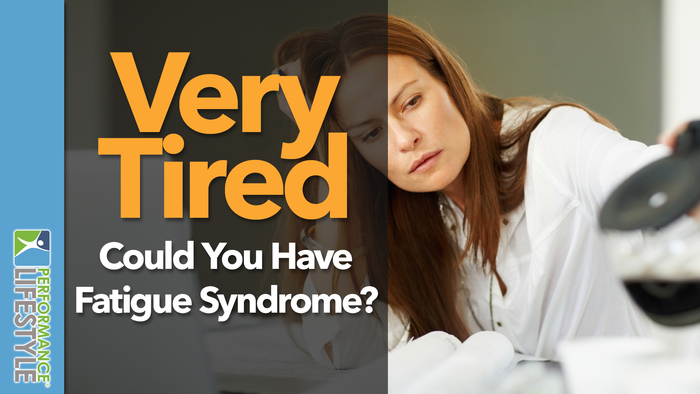 Could you have fatigue syndrome